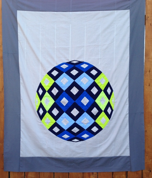Laurel and Pine_ Quilt of Champions