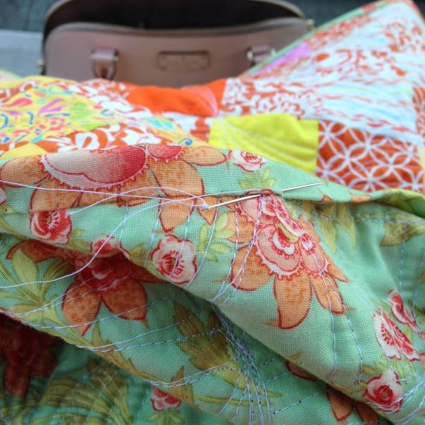 Orange Binding