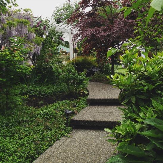 Garden Tea Party 2