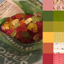 Gummy Bears Palette and Bundle