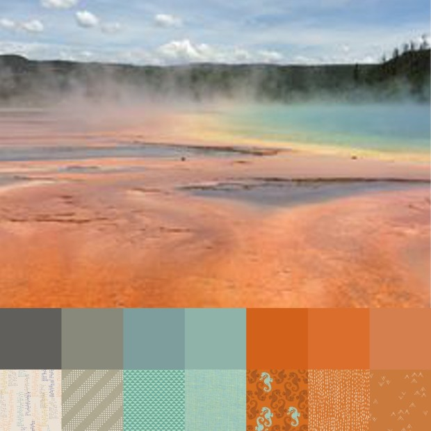 Grand Prismatic Pool Palette and Bundle