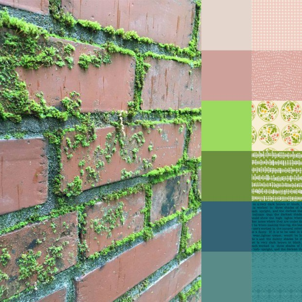 Brick Wall Palette and Bundle