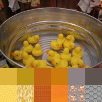 Rubber Duckies Palette and Bundle