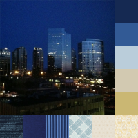 Skyline Palette and Bundle