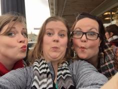 Tonya, Lori, Kate